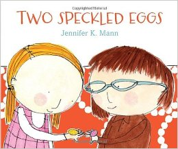 two speckled eggs cover image