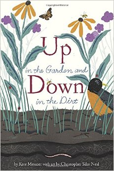 up in the garden and down in the dirt cover image