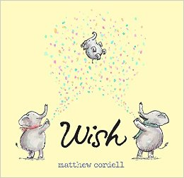 wish cover image matthew cordell