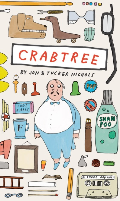 crabtree cover image