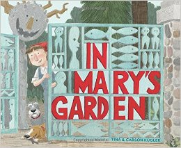 in mary's garden cover image kugler