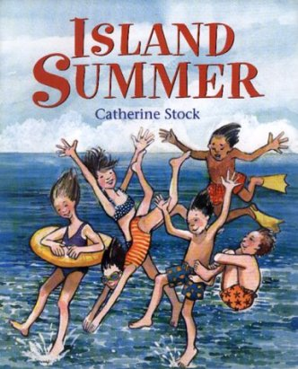 island summer cover image