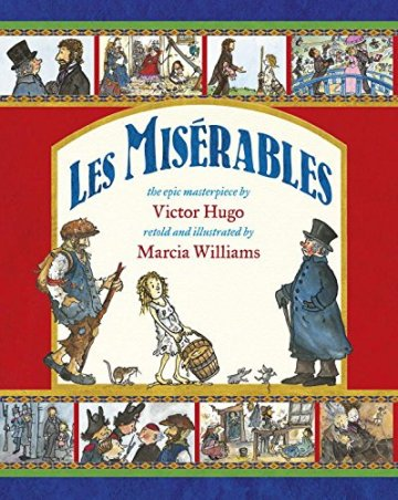 les miserables marcia williams cover image