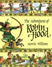 robin hood marcia williams cover image