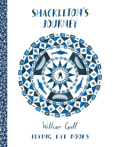 shackleton's journey william grill cover image