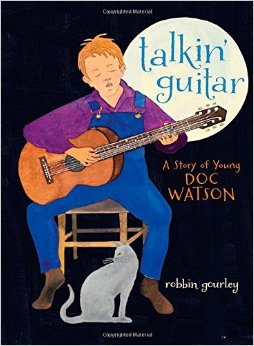 talkin' guitar cover image gourley