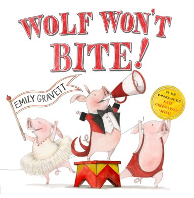 wolf won't bite cover image