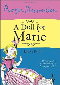 a doll for marie cover image
