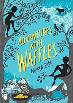 adventures with waffles cover image