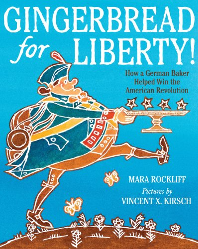 gingerbread for liberty cover image