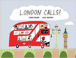 london calls cover image