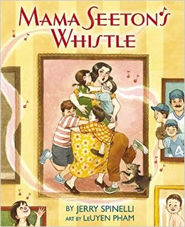 mama seeton's whistle cover image