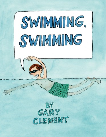 swimming-swimming cover image