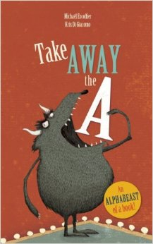 take away the a cover image