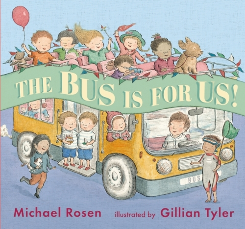 the bus is for us cover image