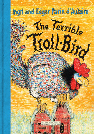 the terrible troll-bird cover image