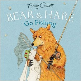 Bear and Hare go Fishing cover image