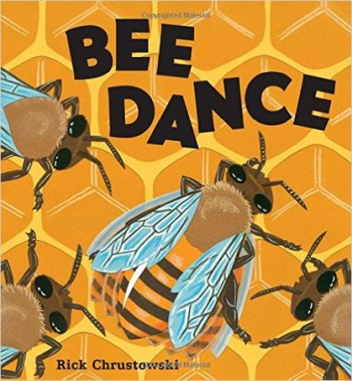 bee dance cover image