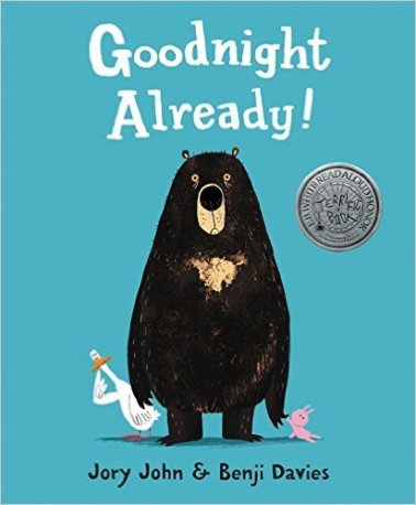 goodnight already cover image