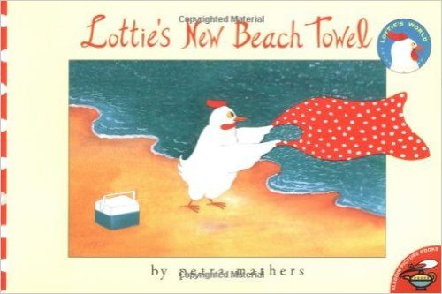 lottie's new beach towel cover image