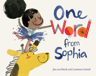 one word from sophia cover image