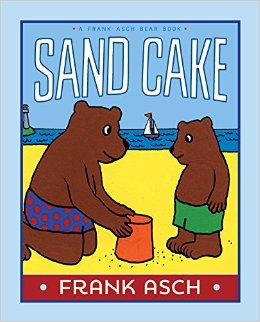 sand cake cover image