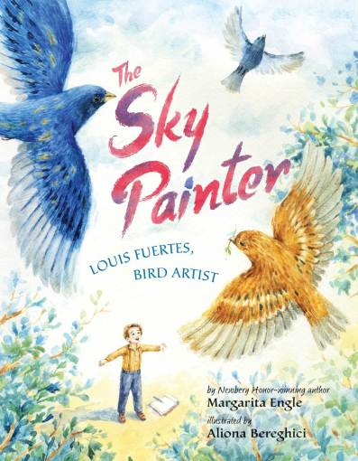 sky painter cover image