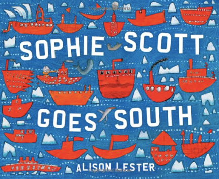 sophie scott goes south cover image