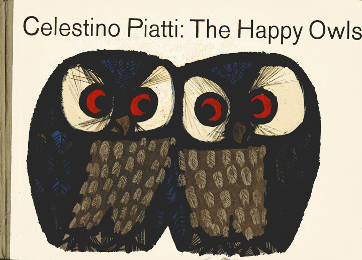 the happy owls cover image
