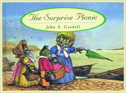 the surprise picnic cover image