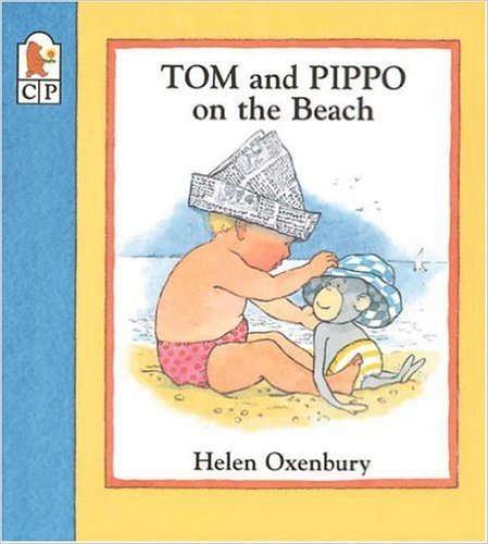 tom and pippo on the beach cover image