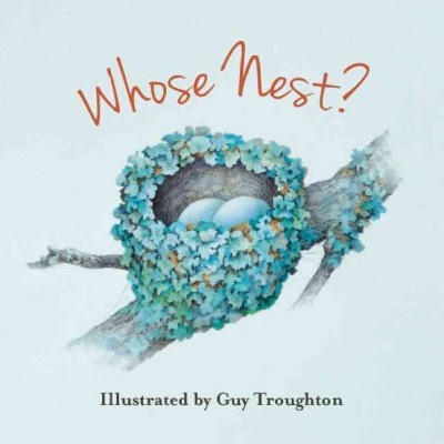 whose nest cover image