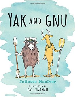 yak and gnu cover image