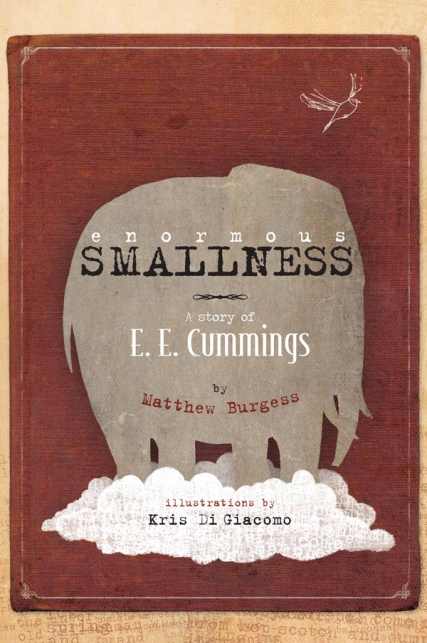 enormous smallness cover image