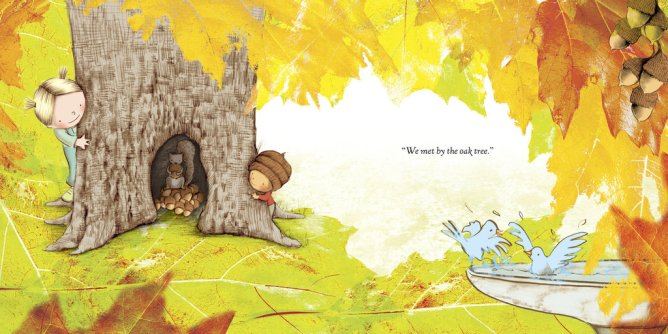 maple and willow apart illustration lori nichols