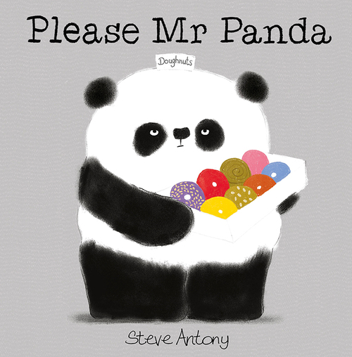 please mr. panda cover image