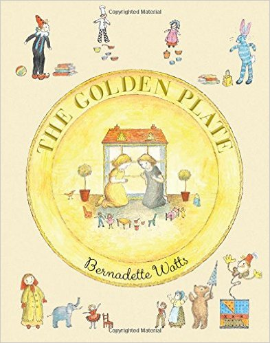 the golden plate cover image
