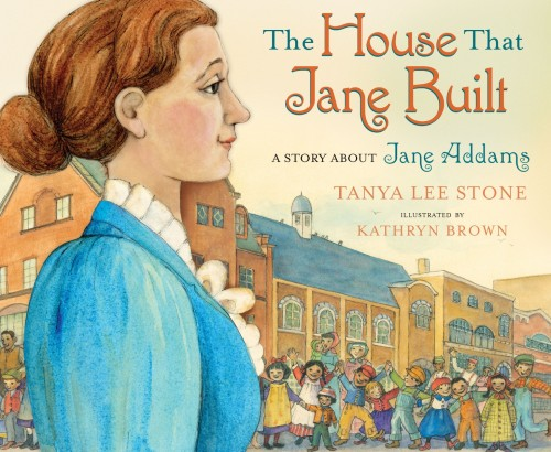 the house that jane built cover image