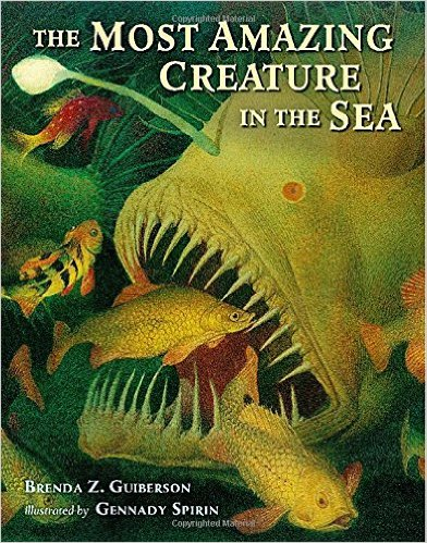 the most amazing creature in the sea cover image