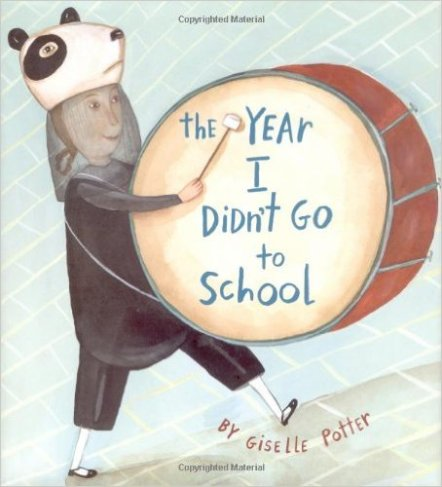 the year i didn't go to school cover image