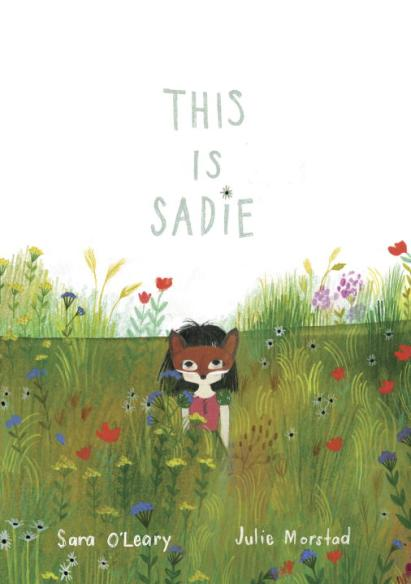this is sadie cover image
