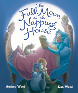 Full Moon at the Napping House cover image