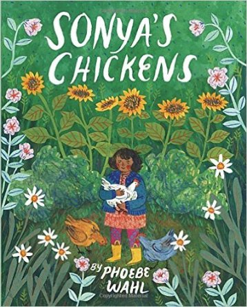 Sonya's Chickens cover image