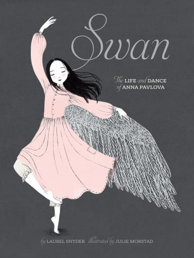 Swan the life and dance of Anna Pavlova cover image