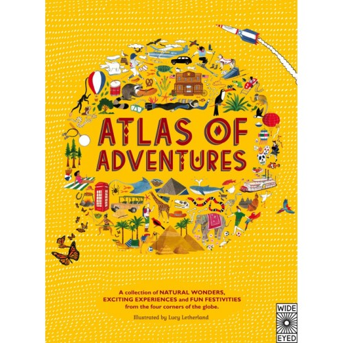 Atlas of Adventures cover image