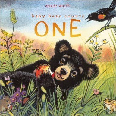 Baby Bear Counts One cover image