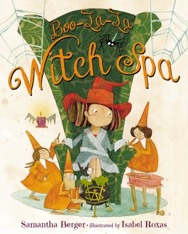 boo la la witch spa cover image