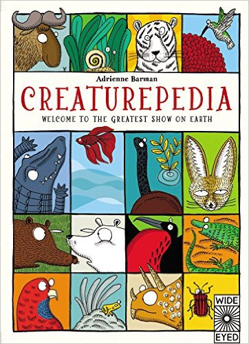 creaturepedia cover image