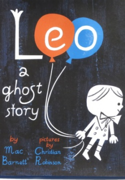 leo a ghost story cover image