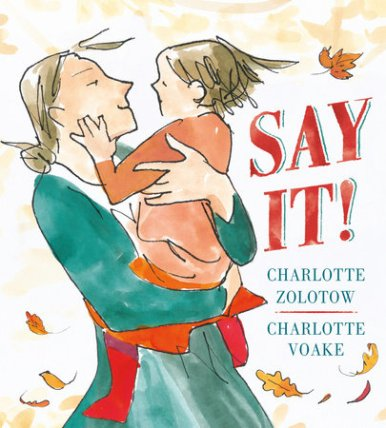 Say It! cover image
